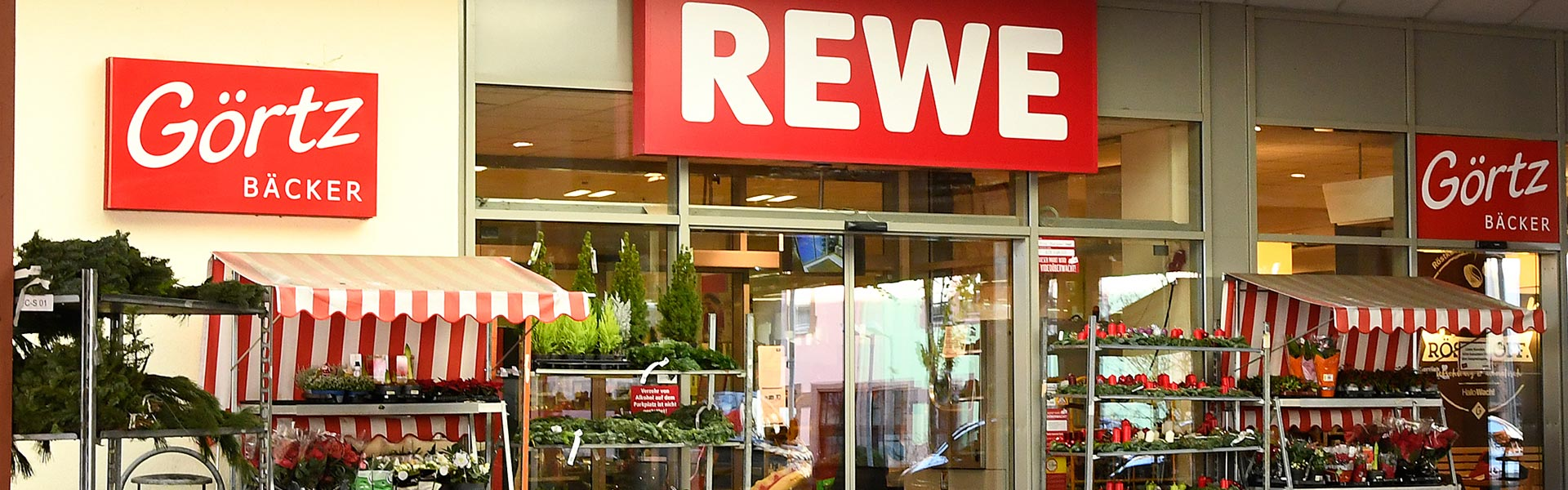 REWE in Worms
